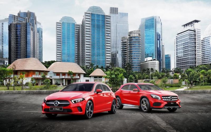 Sebagai pembuka awal tahun 2019, di bulan Januari kemarin MBDI telah memperkenalkan model-model terbaru seperti GLA 200 Urban dan E 350 EQ Boost.