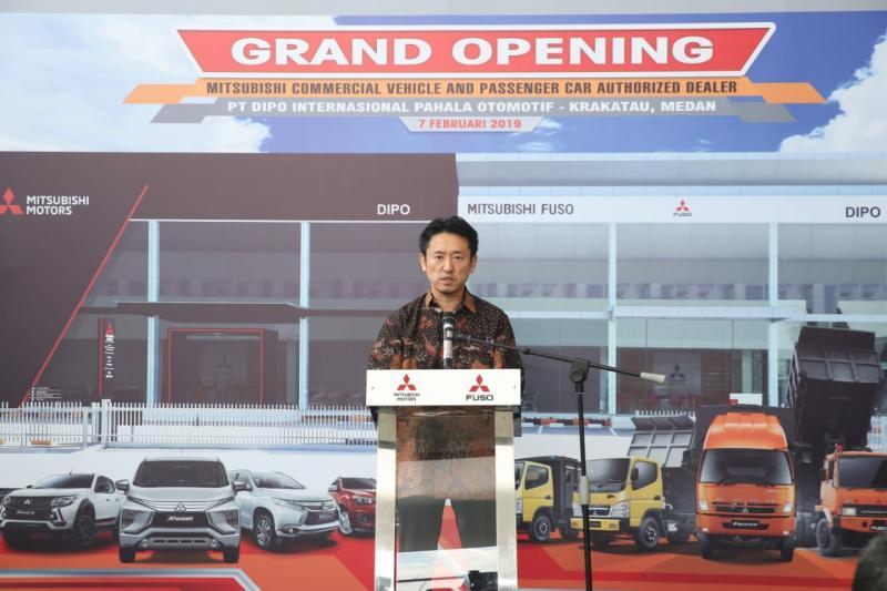 Diler ini juga siap memenuhi kebutuhan konsumen akan ketersediaan suku cadang lini kendaraan penumpang Mitsubishi.