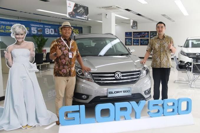 Konsumen sudah bisa memiliki Glory 580 dengan harga mulai dari Rp 245,9 juta, ditambah diskon mulai Rp 18 juta di seluruh Indonesia.