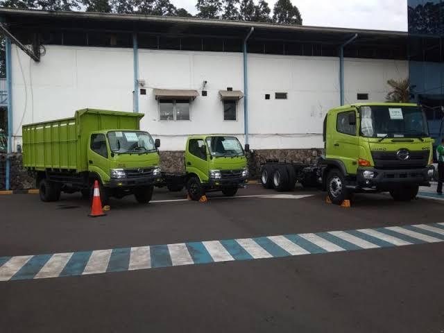 Begitupun dengan pangsa pasar di kelas light duty truck, Hino New Dutro semakin dipercaya oleh konsumen.(anto)
