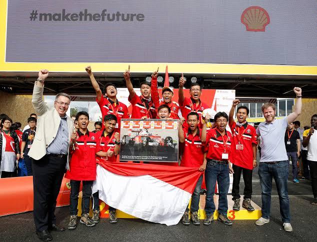 Sebanyak 11 dari 28 kendaraan hemat energi yang dibawa oleh tim mahasiswa Indonesia berbahan bakar baterai listrik. (foto: istimewa)