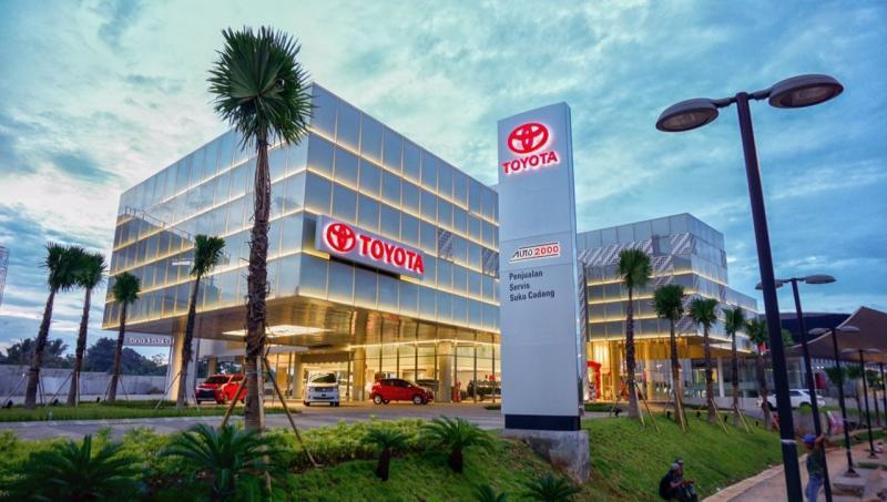Sebagai main dealer Toyota terbesar di Indonesia, Auto2000 tentunya terus mengukir prestasi khususnya dalam hal penjualan.