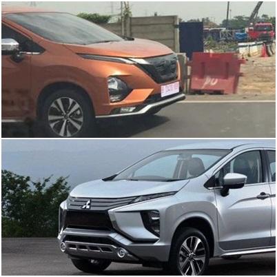 Ada yang beda dari kemiripan New Nissan Livina dan Mitsubishi Xpander