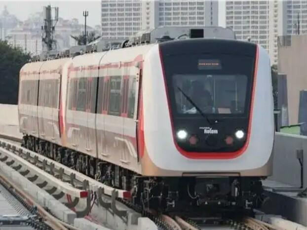 LRT Bekasi - Jakarta yang akan dioperasionalkan pada tahun ini ditetapkan dengan harga tiket Rp 12 ribu. (foto : ist)