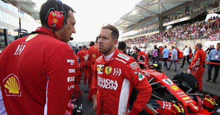 Ferrari tegaskan Sebastian Vettel adalah prioritas musim ini (ist)
