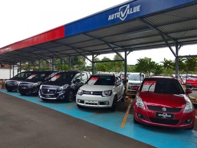 Mobil dengan kategori Certified Used Car telah lolos uji teknis melalui 135 titik pengecekan oleh teknisi terlatih Suzuki Indonesia.(anto)