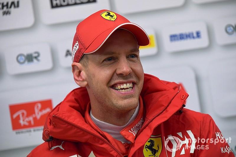 Sebastian Vettel lebih percaya diri menatap musim 2019 (ist)