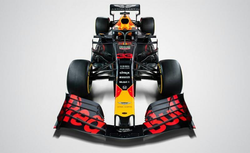 Red Bull Torro Rosso mulai musim F1 tahun ini memakai mesin Honda. (foto : ist)