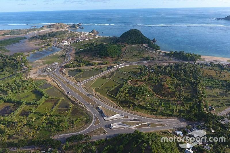 Sirkuit Mandalika Lombok, jadi venue MotoGP Indonesia (ist)