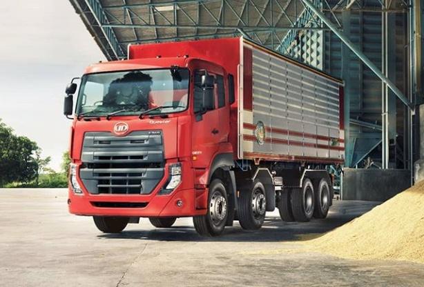 Quester CQE280 juga mempunyai fitur bogie lift dan chassis fleksibel yang membuat kendaraan menjadi lebih kokoh.