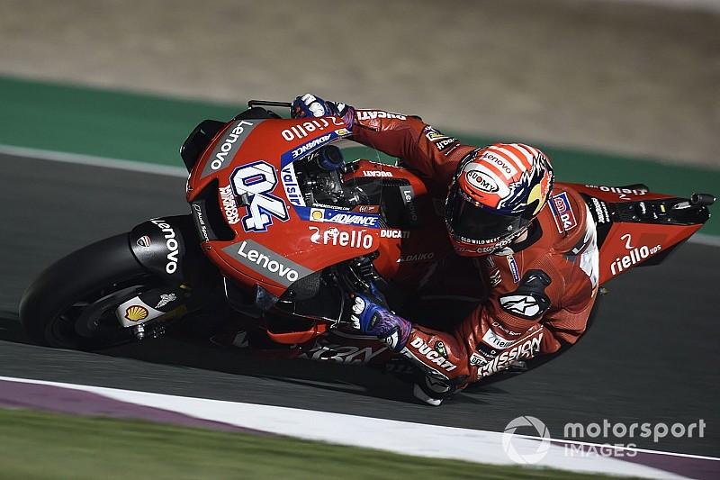 Rider Ducati, Andrea Dovizioso depat keuntungan di MotoGP Amerika (ist)