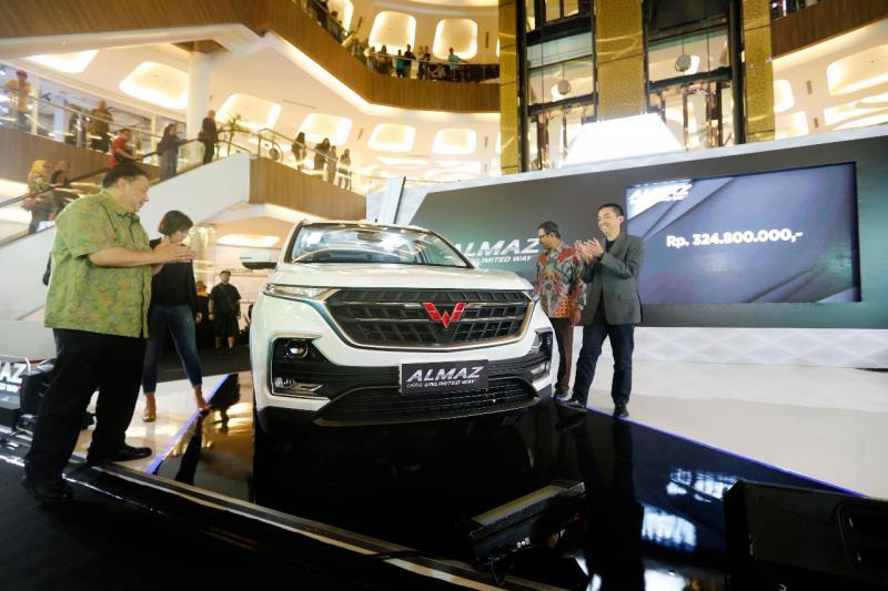 Harganya dijual dalam kondisi on the road Rp 324.800.000,- untuk wilayah Bandung dan sekitarnya.