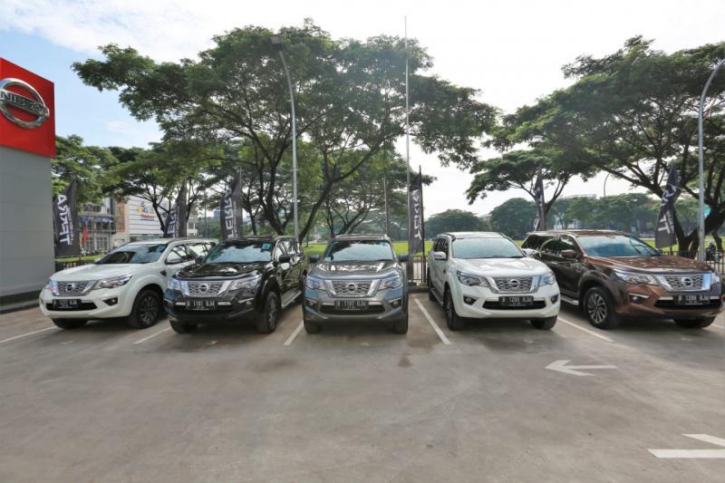 The All New Nissan Terra juga menawarkan ketangguhan dengan tenaga terbaik di segmennya. (anto)