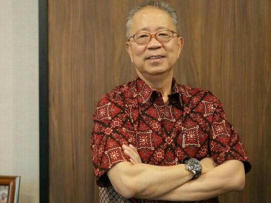 Yohannes Nangoi, kembali terpilih sebagai Ketua Gaikindo untuk 3 tahun ke depan. (foto : ist)