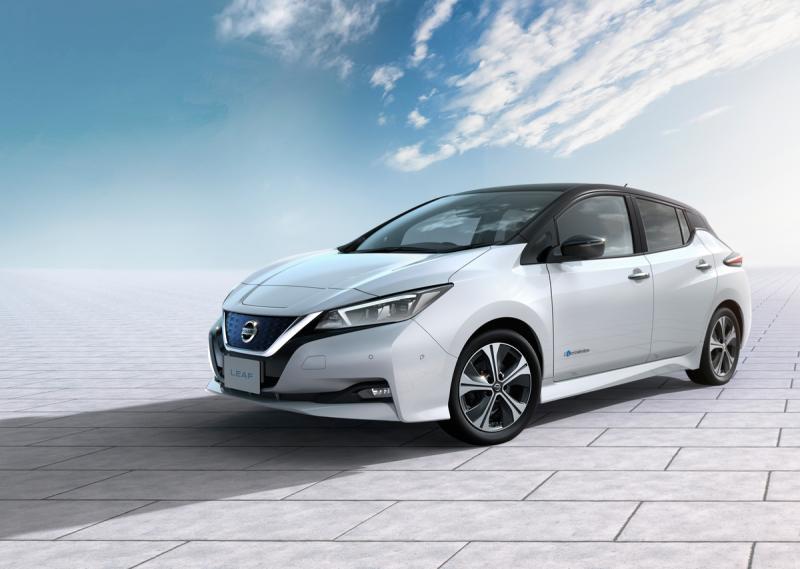 New Nissan LEAF akan segera tersedia di Indonesia dan Filipina di tahun 2020.