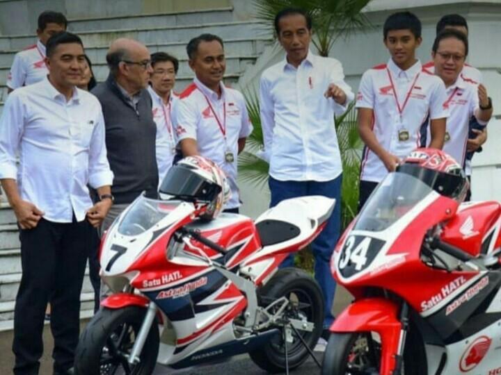 MotoGP 2021 di Mandalika, NTB perlu menyiapkan SDM dan melibatkan IMI dari awal. (foto :ist)
