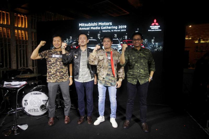 Banyaknya produk kompetitor yang diluncurkan ke pasar Indonesia makin memacu semangat dan optimisme MMKSI.