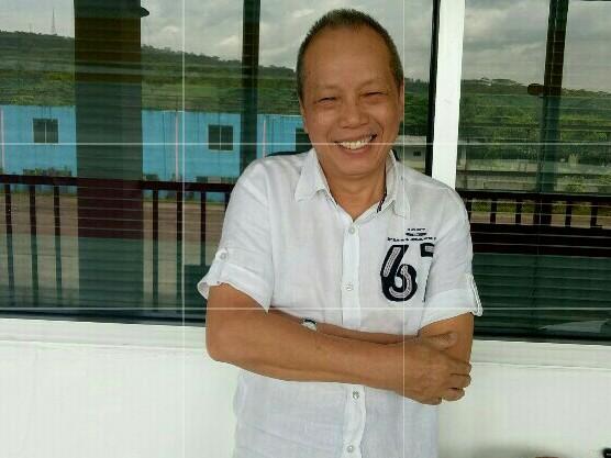 Jeffrey JP, diinfo penyelenggara MXGP akan digelar di Bandung & Semarang tahun ini. (foto : bs)