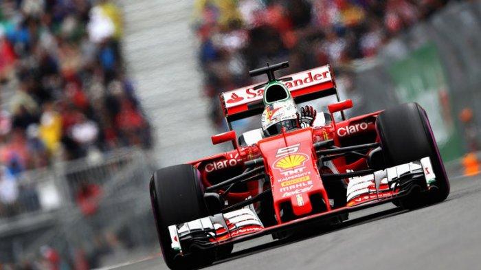 Sebastian Vettel gagal podium di seri perdana F1 2019 Grand Prix Australia (ist)