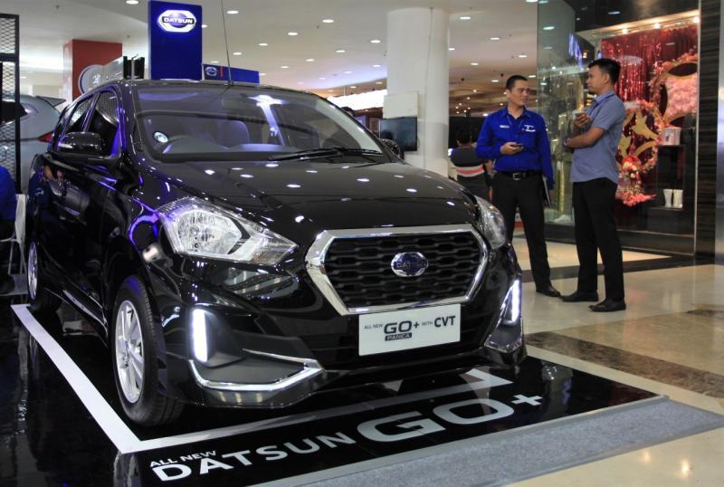 Datsun mengundang pelanggan untuk mengenal dan mencoba varian terbaru ini dan juga Datsun GO Live special version.