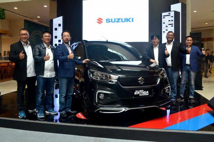 Suzuki berikan diskon besar untuk All New Ertiga Suzuki Sport