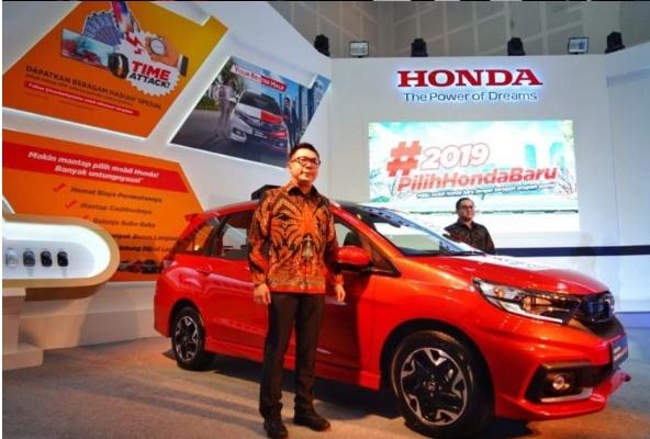 program ini tidak hanya akan memberikan kegembiraan kepada konsumen dengan berbagai bonus istimewa ketika membeli mobil Honda.
