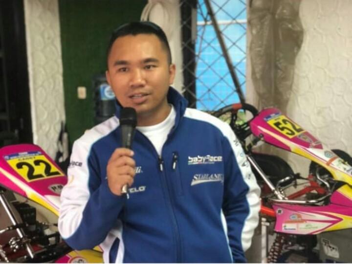 Andy Wibowo, targetkan juara nasional dan Asia. (foto : bs)