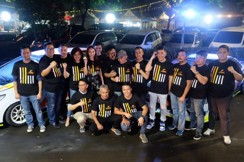 Formasi baru ABM Motorsport musim kompetisi 2019