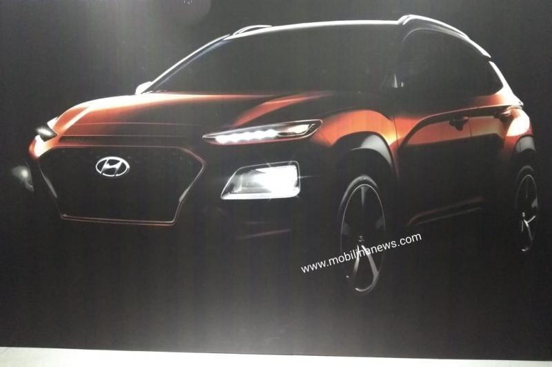 Jika jadi dipasarkan, Hyundai Kona akan berhadapan dengan Honda HR-V yang jadi market leader di segmen ini. (foto: anto)