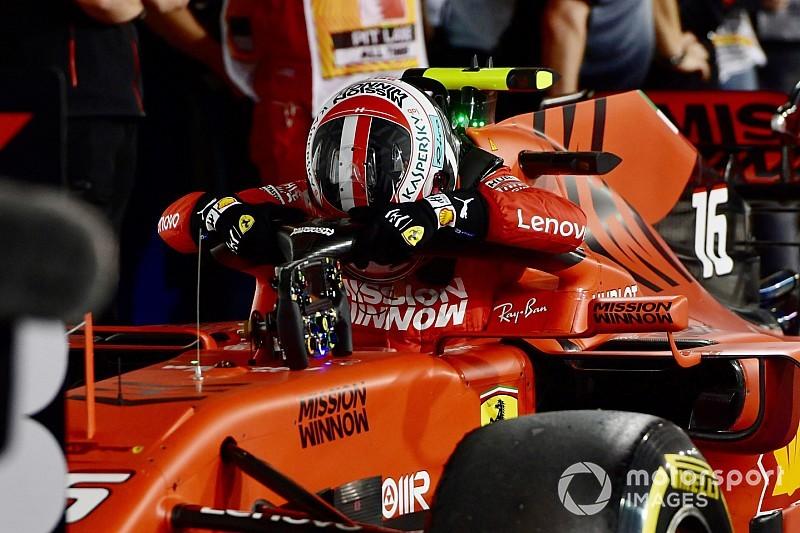 Charles Leclerc gagal menang di Bahrain akibat masalah teknis (ist)