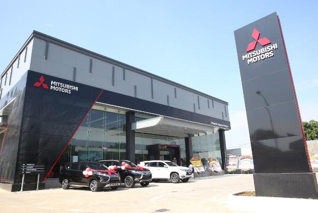 Penambahan lima diler baru ini berarti jumlah diler kendaraan penumpang Mitsubishi menjadi 131 diler di seluruh Indonesia.