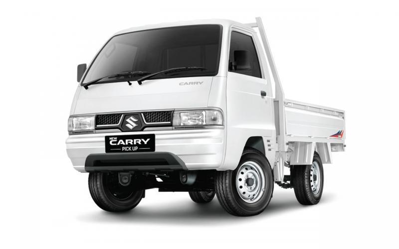 Suzuki Carry Pick Up sering dijadikan kendaraan usaha sekaligus investasi yang menguntungkan bagi pemiliknya.