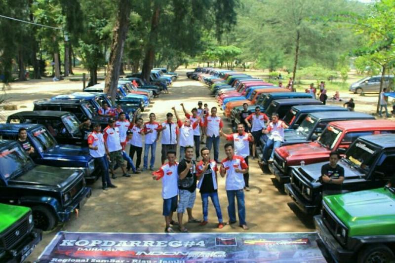Komunitas DFI Nusantara menyebar di 25 chapter se-Indonesia. (foto : ist).