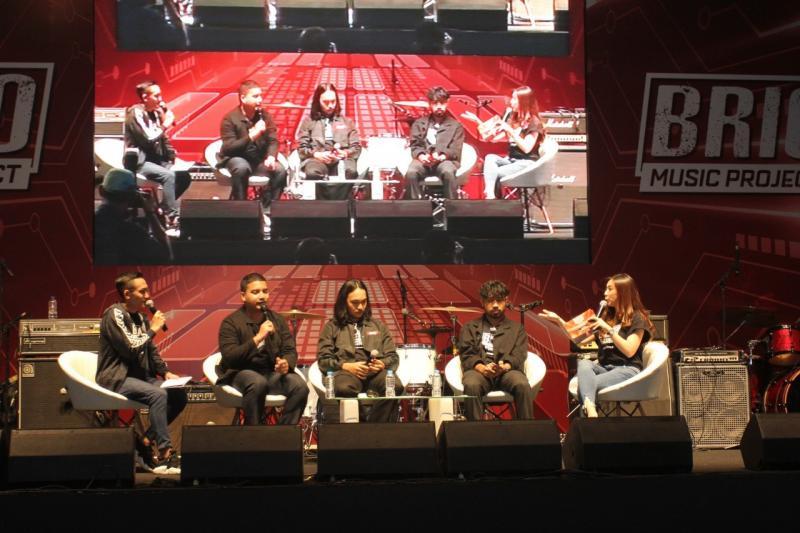 Festival ini merupakan salah satu dari rangkaian acara Brio Music Project, kontes online bagi generasi milenial.
