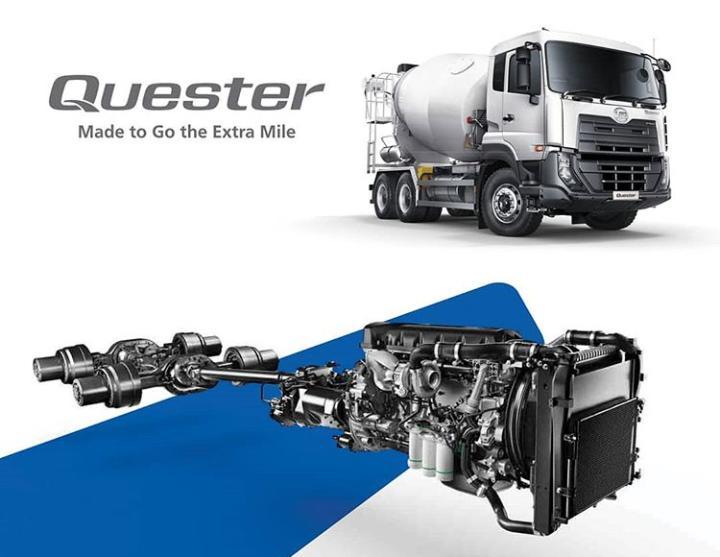 Astra UD Trucks memposisikan diri menjadi distributor alat transportasi pilihan utama, sopir tenang dan pengusaha untung. (astraudtrucks)