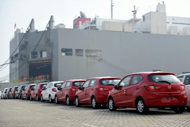 All New Honda Brio mulai diekspor ke Filipina, dan Vietnam.  (foto : hpm)
