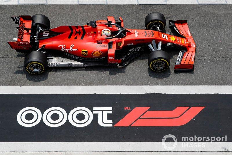 Ferrari tambahkan kontrol elektronik di mesin Formula 1 (ist)