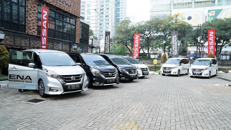 All New Nissan Serena diklaim sesuai untuk keluarga yang tinggal di kota besar seperti Jabodetabek. (ist)