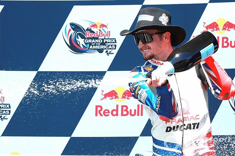 Jack Miller raih podium ketiga di Sirkuit COTA Amerika Serikat (ist)