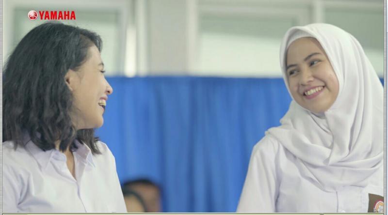 Laras & Ayu dalam video Always Be With You peringati Hari Kartini. (foto : ist)