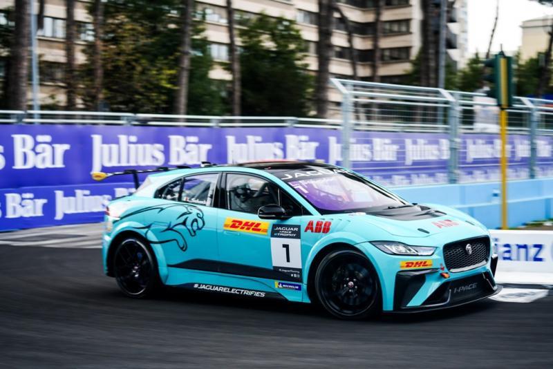 Panasonic Jaguar Racing kandidat juara di ABB FIA Formula E 2019
