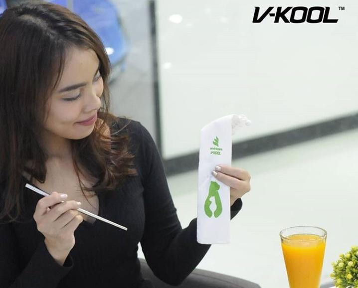 Di Telkomsel IIMS 2019 nanti, V-KOOL akan melakukan gerakan