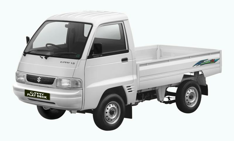 Suzuki Carry Pick Up menjadi raja di kelasnya selama 40 tahun terakhir. (foto : sis)
