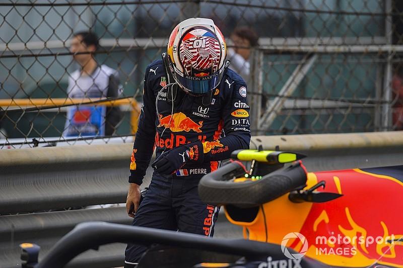 Pierrel Gasly masih adaptasi dengan mobil F1 Red Bull (ist)