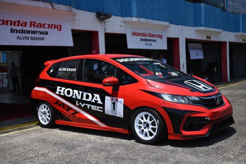 Musim 2019, Honda Racing Indonesia hadir dengan wajah baru