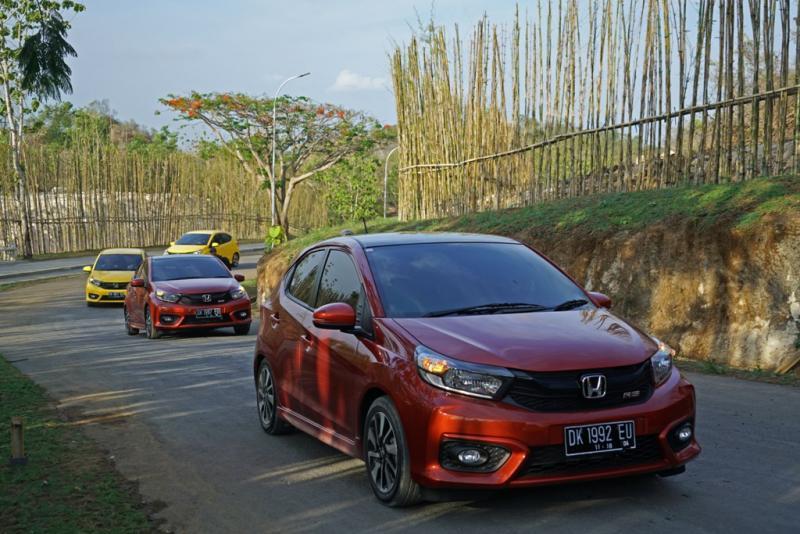 All New Brio punya teknologi baru di sektor suspensi dan steering