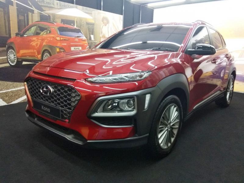 Dimana All New Kona akan jadi bintang pameran di booth Hyundai di ajang Telkomsel IIMS 2019 nanti.(anto)