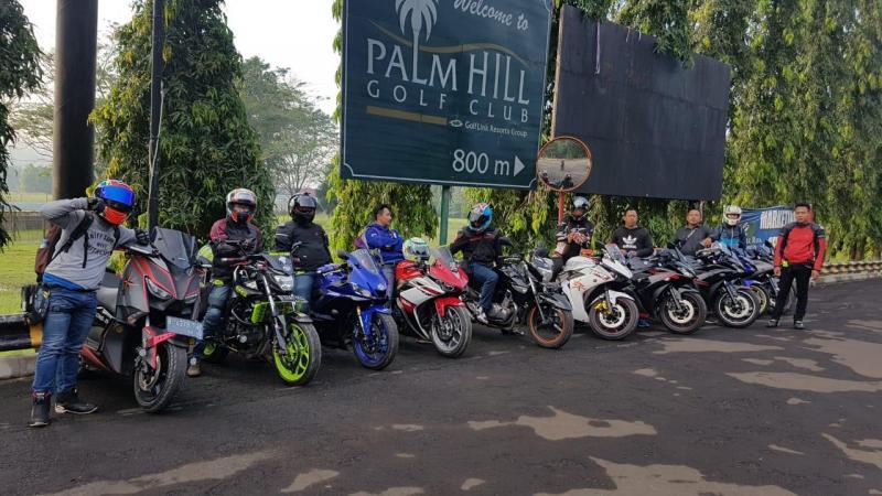 YROI Jakarta Chapter jadi wadah positif pengguna Yamaha R25 dan MT25
