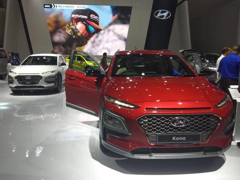 Hyundai Kona menetapkan standar baru untuk segmennya, dengan desain yang menarik dan fitur keselamatan yang tersedia di kelasnya.(anto)