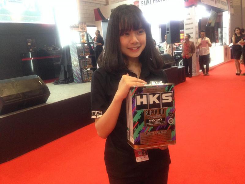 HKS Oil, pelumas premium asal Jepang untuk mobil harian hingga mobil balap